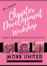 Chapter Leadership & Pink Post Card Party Workshop