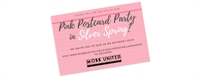 Pink Postcard Party