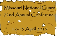 72nd Annual Conference of the Missouri National Guard Association