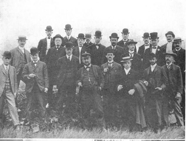 Mosquito Control Conference 1905