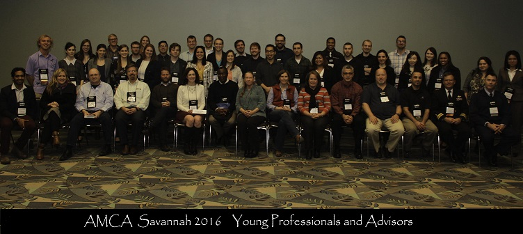 AMCA Savannah 2016 Young Professionals Group