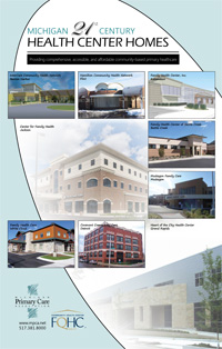 Recently Completed MI Health Center Capital Development Projects