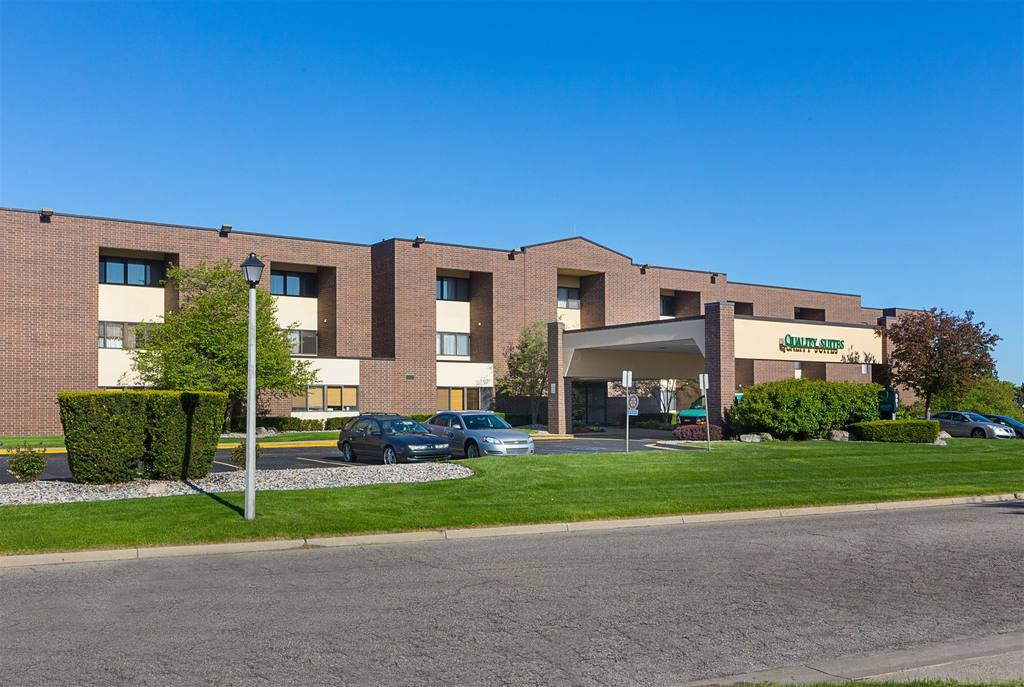 ... Not Reserved A Block Of Rooms, But We Recommend The Quality Suites  Hotel Located Across The Street From The Michigan Primary Care Association  Office.