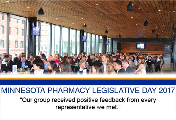Pharmacy Legislative Day Testimonial