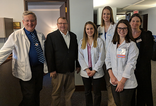 Pharmacists at the Capitol