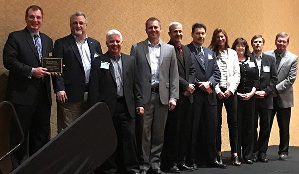 Field Representatives Recognized