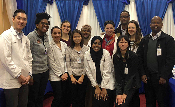 Multicultural Pharmacy Student Organization