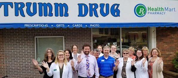 Trumm Drug Alexandria Minnesota