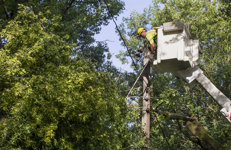 Dakota Electric restores power for 3,000 members after July 5