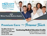2019 Winter Family Medicine Update Exhibits and Sponsorship