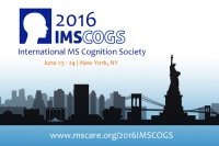 International MS Cognition Society Annual Meeting