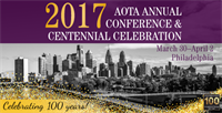 AOTA Annual Conference