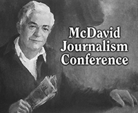 O.C. McDavid Journalism Conference