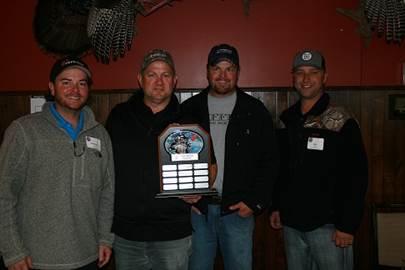 Clay Shoot Winners
