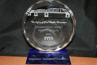 MnDOT Award