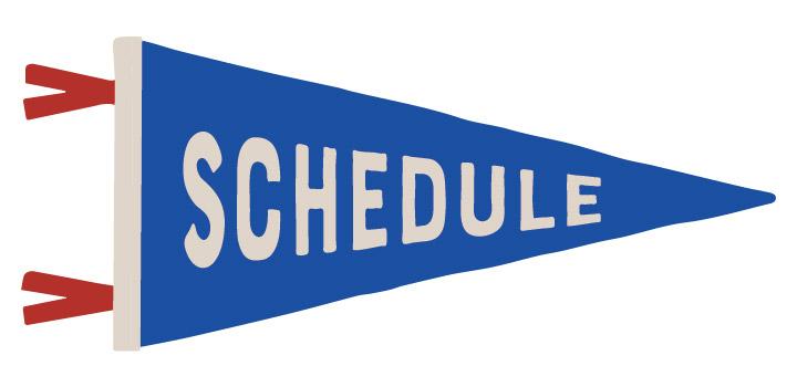 campus schedule