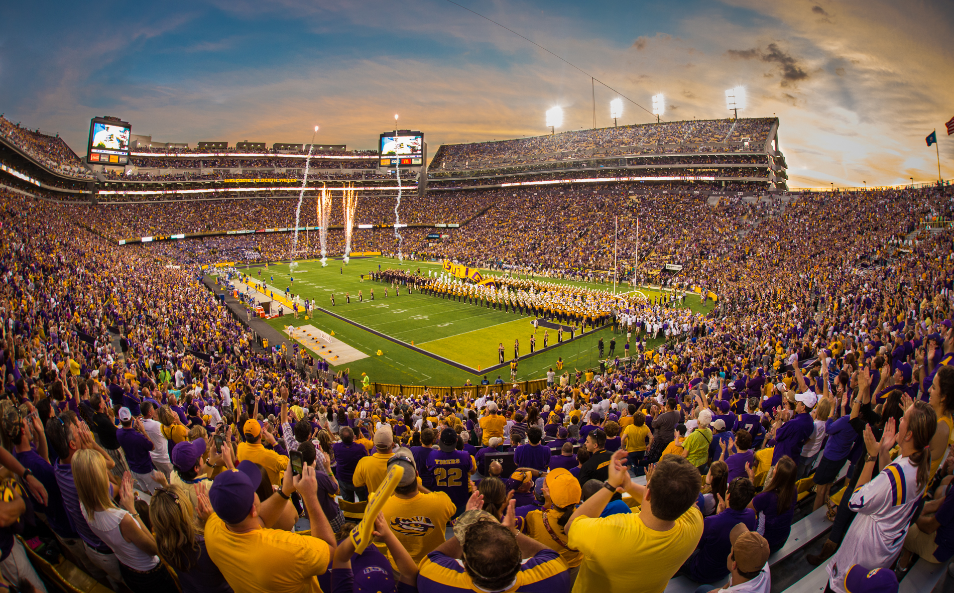 The LSU Experience