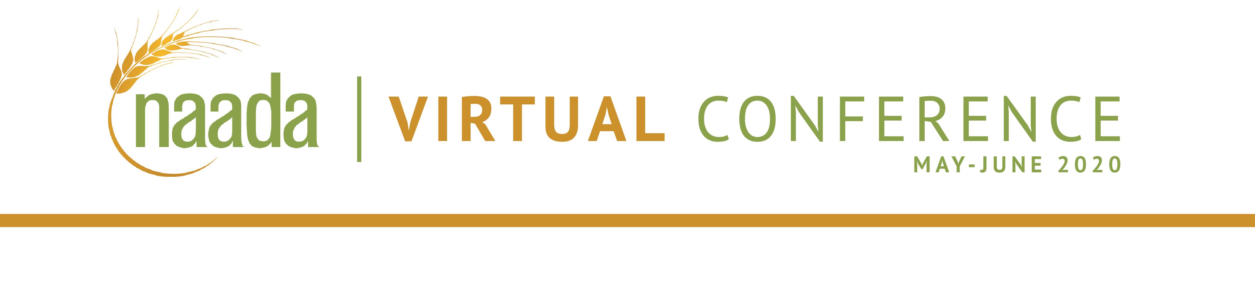 NAADA 2020 Virtual Conference