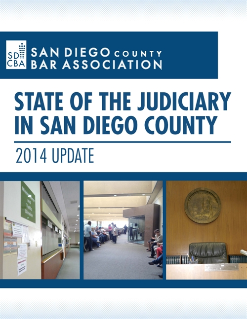 San Diego - State of the Judiciary