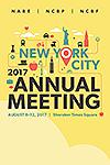 2017 Annual program cover