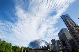 Chicago - Cloud Gate -