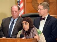 Noor Ul-Hasan speaking
