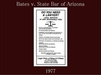 Bates v. AZ