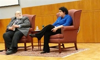 Justice Sotomayor in conversation