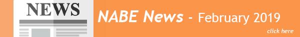 NABE News - February 2019 - click here