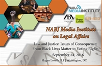 2016 Media Institute on Legal Affairs