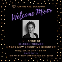 Welcome Mixer in Honor of NABJ's New Executive Director
