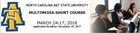 North Carolina A&T University Multimedia Short Course Deadline