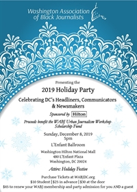 WABJ 2019 Holiday Party