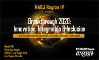 2020 NABJ Region IV Conference (Postponed)