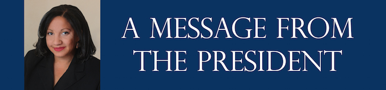 Image result for a message from the president nabj