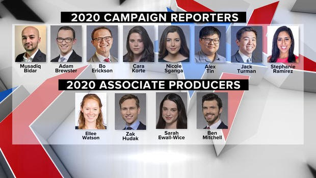 NABJ Reacts to CBS Political Unit Hirings - National