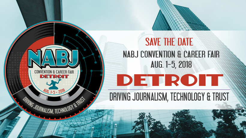 NABJ 2018 Convention