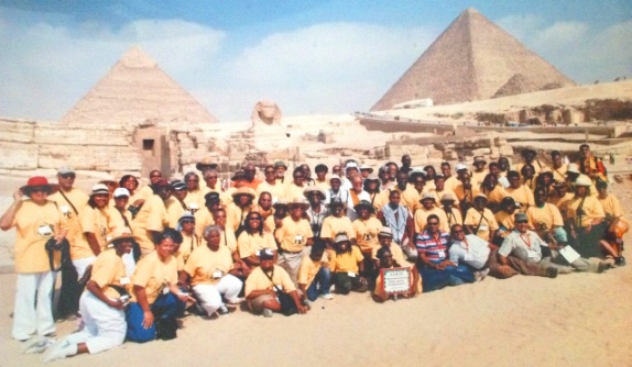 NABSW Members @ the International Conference in Egypt (2010)