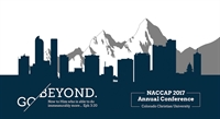 NACCAP Annual Conference 2017