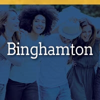 Binghamton (NY) Christian College Fair