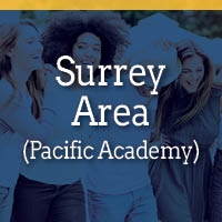 Surrey Area (Pacific Academy) Christian University & College Fair (BC)