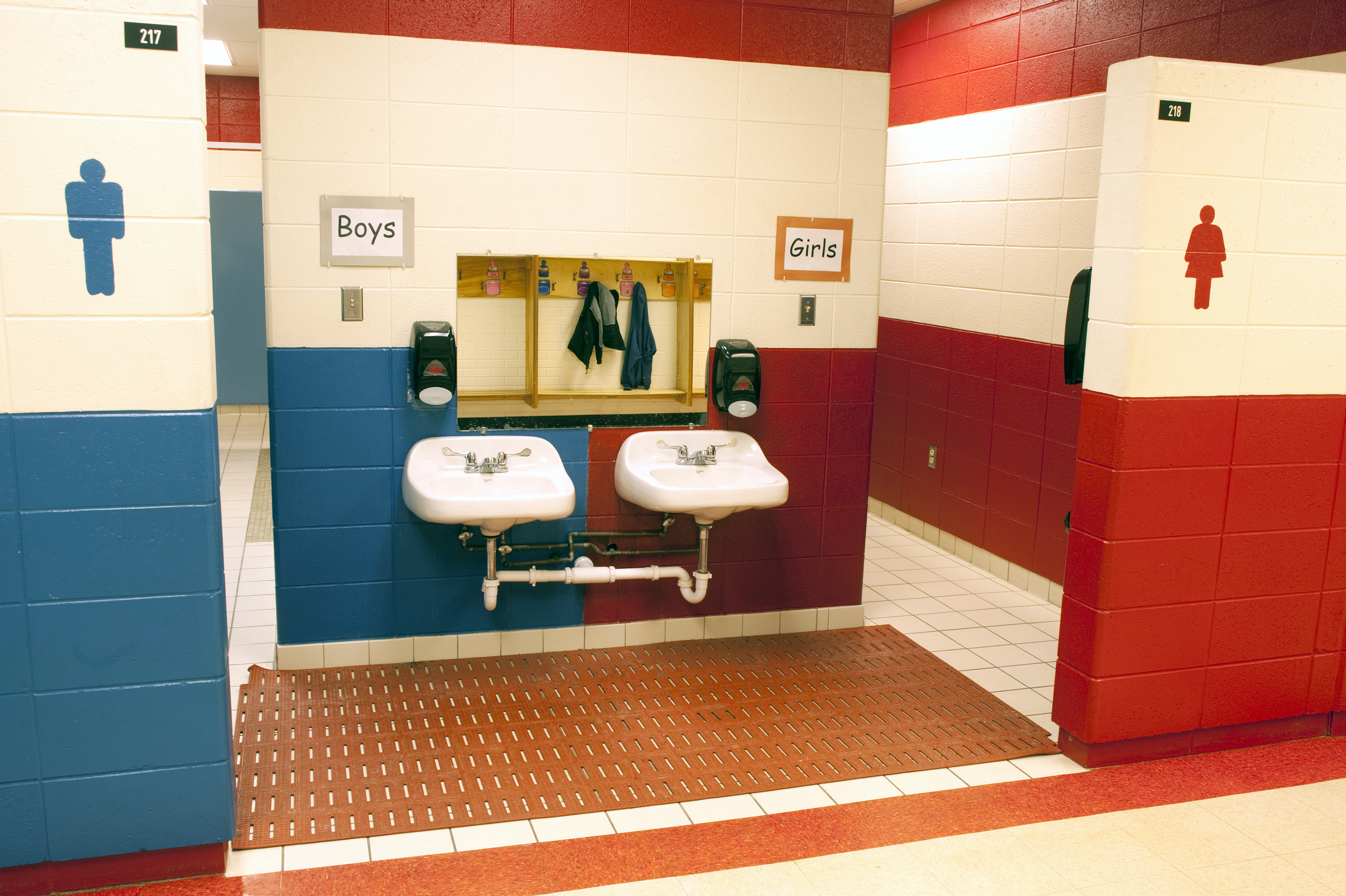 an essay on bathroom rights in schools Student rights retrieved april 25, 2018 from although those in private schools can claim rights under the common law and provincial education acts.