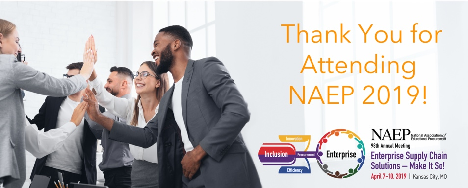Annual Meeting 2019: Home - National Association of Educational