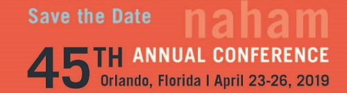 45th NAHAM Annual Conference