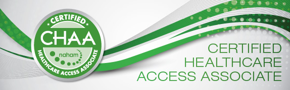 Certified Healthcare Access Associate (CHAA)