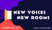 2020 New Voices New Rooms Fall Conference Bookseller Portal