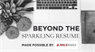 Beyond the Sparkling Resume