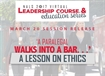 A Paralegal Walks Into A Bar... (Ethics)