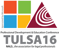 NALS 2016 Professional Development & Education Conference