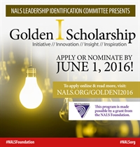 Golden I Scholarship Application Deadline